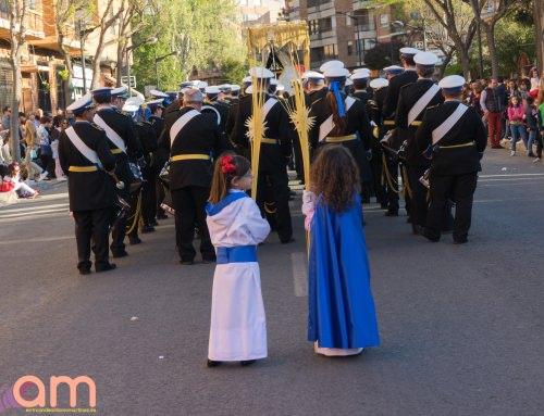 SEMANA SANTA EN ALBACETE DE  2017