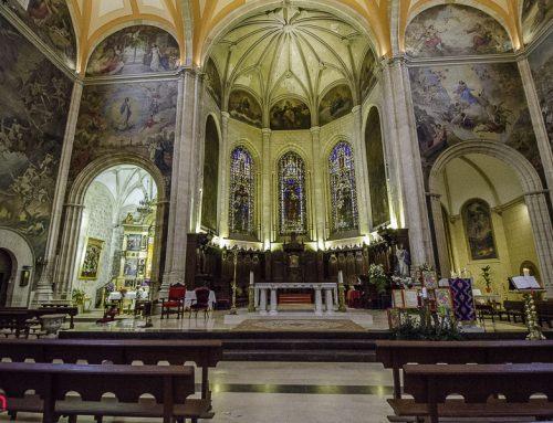 Catedral Vidrieras del Altar Mayor