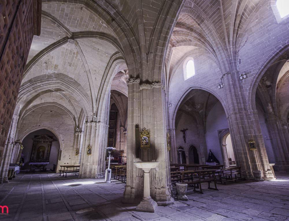 Iglesia de la Stma. Trinidad de Alcaraz