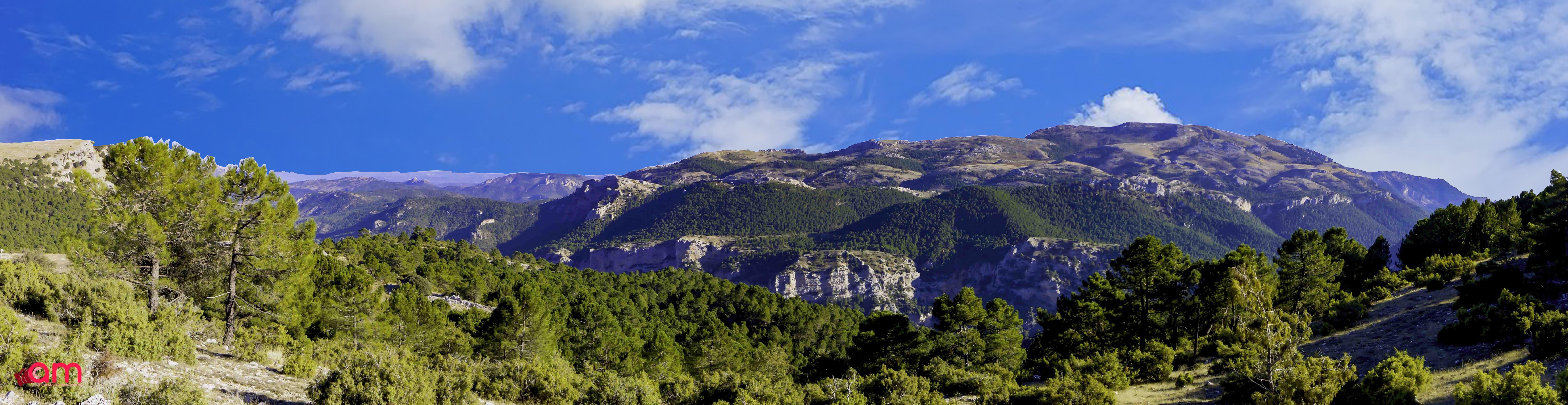 Panorámica-Sierra de Alcaraz